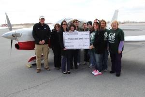 MR - 20130412 - Angel Flight East Donation (Photo 2)