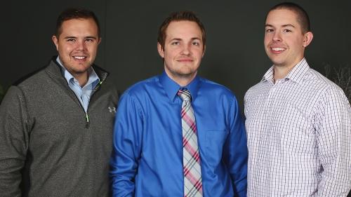 Marketing & Communications Team Photo